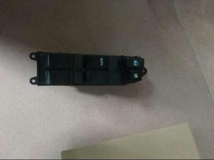 美克杰 比亚迪F3玻璃升降器开关G3L3电动开关 丰田花冠前左 主开关前左不带功能 晒单图
