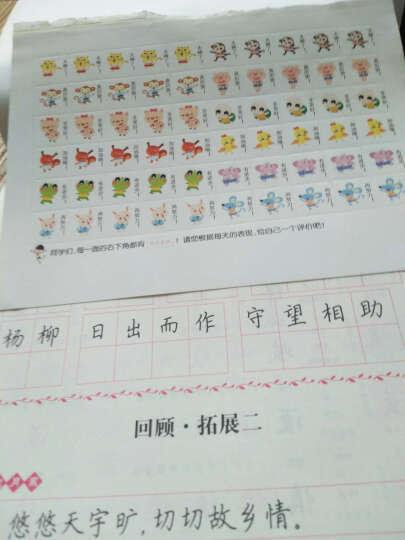 2017春五年级下墨点字帖小学生同步写字课(北师大版) 晒单图