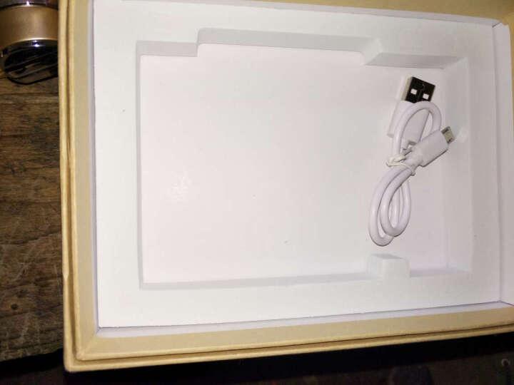 火柴盒电子礼物创意公司开业礼品手机支架充电宝蓝牙音箱实用商务生日礼物送客户 玫瑰金1万毫安不带蓝牙音箱 晒单图