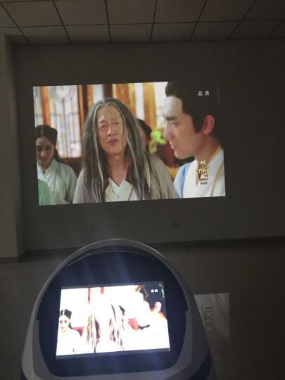 小胖机器人 家用机器人尊享版EVOLVER家用早教学习高清投影远程遥控孩子玩伴培养好习惯激发想象力 晒单图