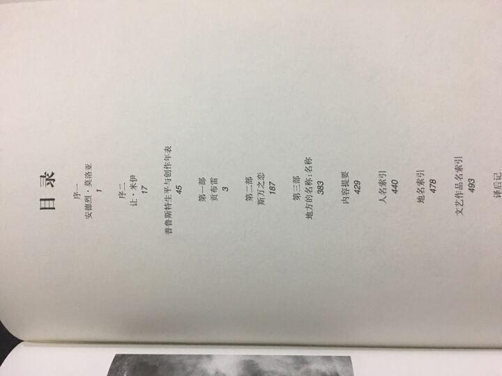 追忆似水年华精装1-4卷全四卷在斯万家这边+在花季少女倩影下+盖尔芒特那边+所多玛和蛾摩拉译林出版社 晒单图