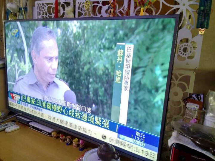 LONGWIN LW5559E2A 55英寸液晶平板电视机4K超高清智能 灰色 整机保修一年屏幕保修三年 晒单图
