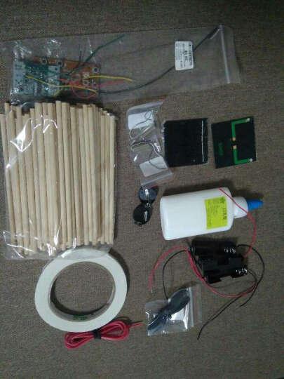 千水星 纽扣电池座1节 电池扣 单节电池盒 CR2032电池盒 DIY模型电子电路拼装配件 1个 晒单图