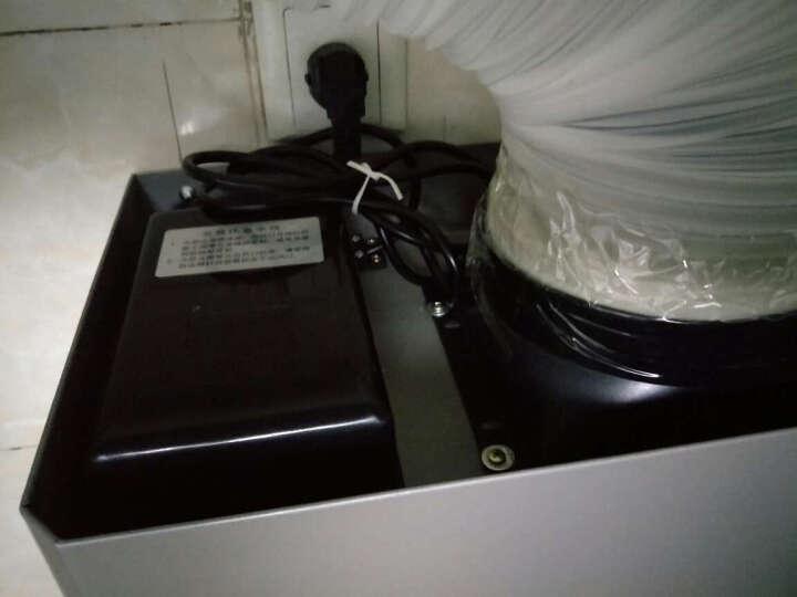 樱雪(INSE)小户型侧吸式抽油烟机 H1221W(Q) 晒单图