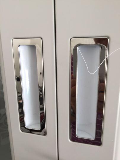 钱柜 办公家具玻璃文件柜铁皮柜储物柜办公柜子凭证柜档案柜资料柜带锁 文件柜 晒单图