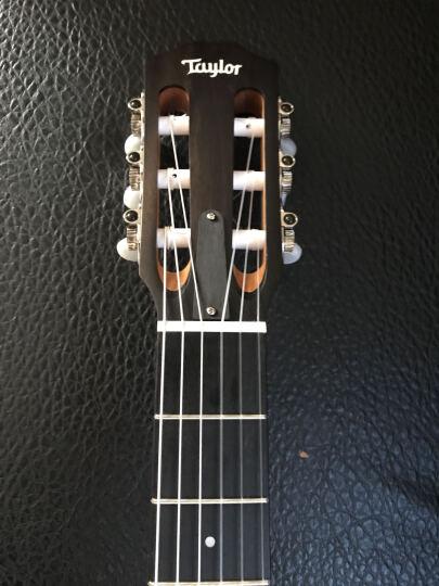 Taylor taylor泰勒214CE单板民谣41寸40寸电箱木吉他相思木 114ce-n古典云杉胡桃木2017新款 晒单图