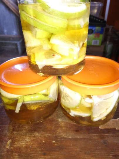 【绿色食品】冬酿 天然成熟洋槐蜂蜜 纯正天然槐花蜜 465g 晒单图