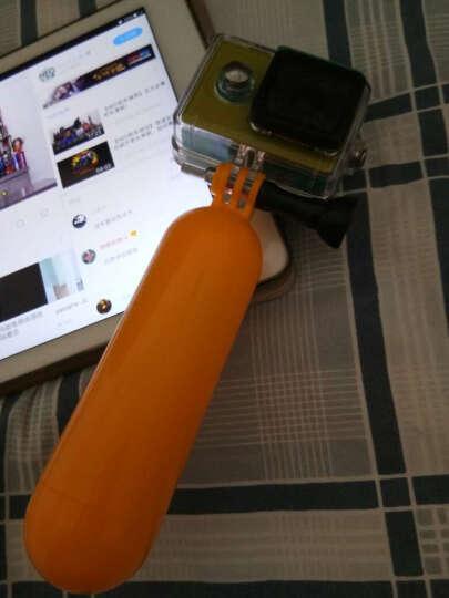 劲码 小蚁防水壳 保护壳 保护框 小蚁外框边框 小蚁1代运动相机配件 小蚁防水壳 绿色 配防雾插片 晒单图