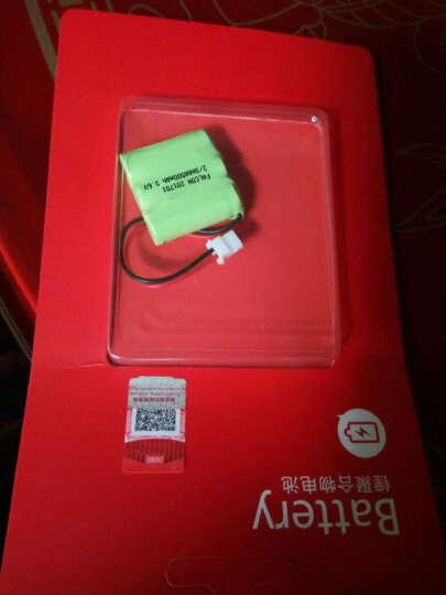 真蓓 步步高无绳电话机电池 适用于50E/45S/26S/56S/66/69E座机 盒装---二维码验证--(进口电芯) 晒单图