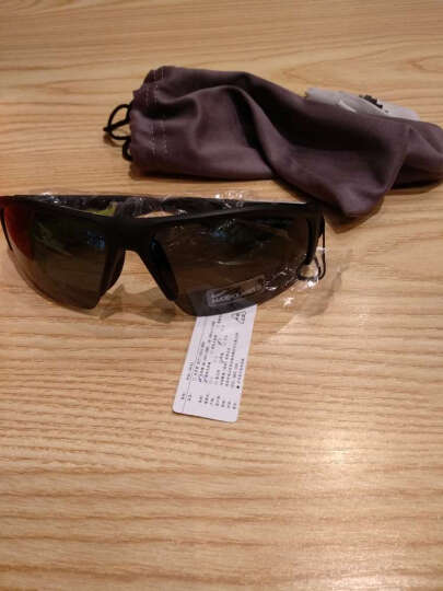 NIKE 耐克 MAXPOLARIZED男款亚黑色偏光镜框深灰色镜片眼镜太阳镜SKYLON ACE XV P AF EV0896 017 75mm 晒单图