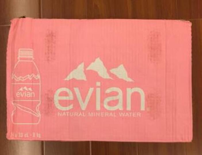 归纯(GUEICHUN) 天然矿泉水整箱礼盒饮用水 饮料庆典会议用水 依云330ml*24瓶/箱 晒单图