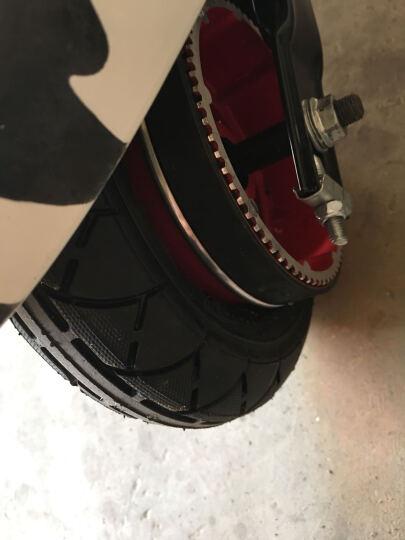 兄迪 折叠迷你电动车专用轮胎车胎 小海豚内带外带电动滑板车200X50内外胎 8 1/2×2小米车内胎 晒单图