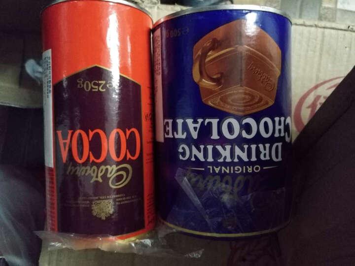 英国制造:吉百利Cadbury可可粉250g,可可含量比巧克力粉高,香浓、巧克力控之选! 晒单图