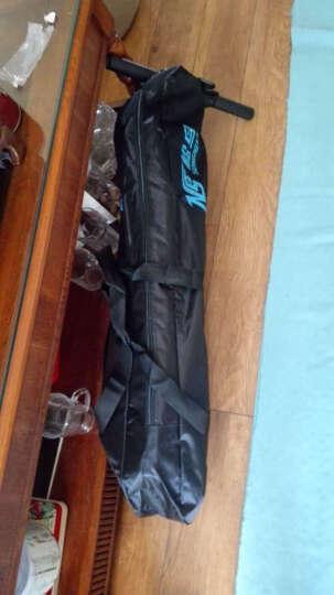 松鸟(SONGNIAO) 电动滑板车松鸟K6-1迷你折叠两轮电动车男女成人便携代步车 酷炫黑-延长续航35公里 晒单图