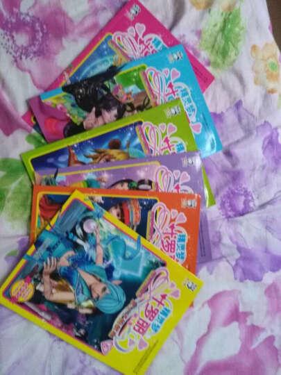 精灵梦叶罗丽书 第3季 套装6册 美少女精灵传说儿童卡通动漫故事绘本书 晒单图