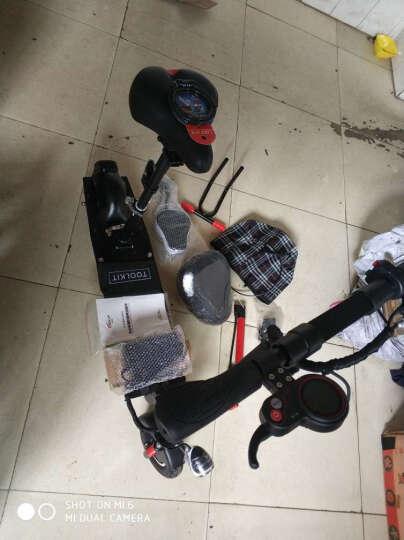 希洛普(SEALUP) 锂电池折叠迷你电动车 城市便携电瓶车自行车  电动滑板车 可折叠电动车电瓶车 三避震21AH至尊款70-80公里 晒单图