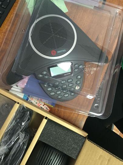 音络(INNOTRIK) 八爪鱼会议电话机 电话会议/视频会议/全向麦克风 BT-30W  全向麦蓝牙/usb接电脑 晒单图