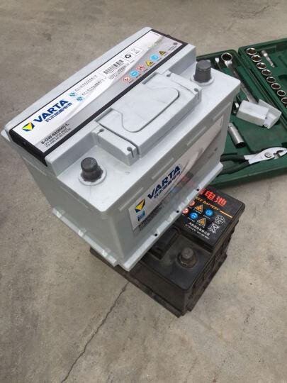 瓦尔塔(VARTA)汽车电瓶蓄电池银标L2-400 12V 雪铁龙DS3/DS4/DS5/C2/C3/C4/C4L 以旧换新 上门安装 晒单图