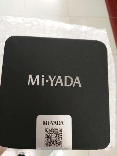 米亚达 无线蓝牙耳机 隐形迷你车载跑步运动耳塞式 苹果7小米OPPO华为VIVO三星通用 标配天使白 晒单图