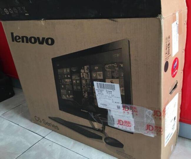 联想(Lenovo) IdeaCentre C560 23英寸一体机电脑(i5-4460T 8G 1T 2G独显 Rambo刻录 Wifi Win10)白色 晒单图