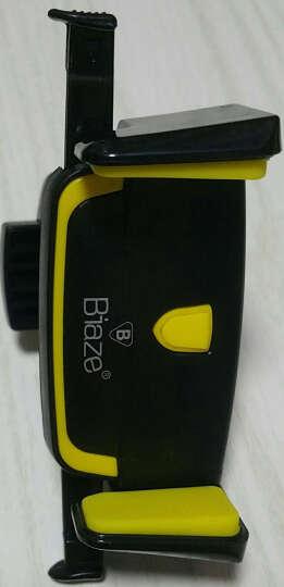 BIAZE C14黑色 多功能手机支架夹式适用于车载/书桌/车空调出风口支架/导航仪支架 适用于苹果/三星/小米/魅族/华为通用 晒单图