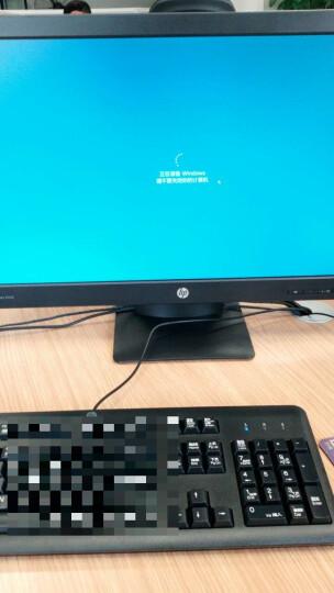 惠普(HP)286 Pro G2 MT 台式办公电脑主机(i5-6500 4G 1T 2G独显 DVDRW office 3年上门服务) 晒单图
