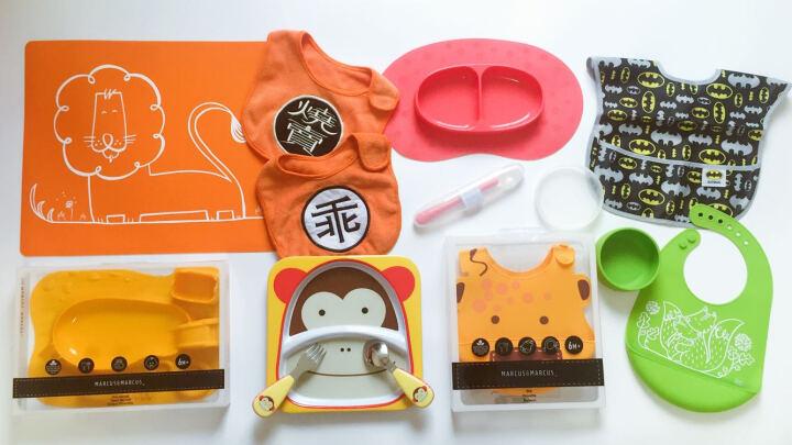 奥秀OXO辅食盒 婴儿用奶粉盒保鲜盒 食物分装储存密封冷藏盒 宝宝辅食格 便携零食盒 120ml*4个装 晒单图