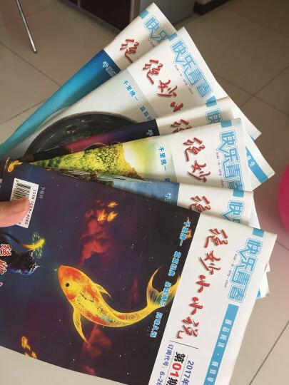绝妙小小说2016年4-6/10-12期合刊+2017年7-12期合刊4册 青少年课外读物故事书 晒单图