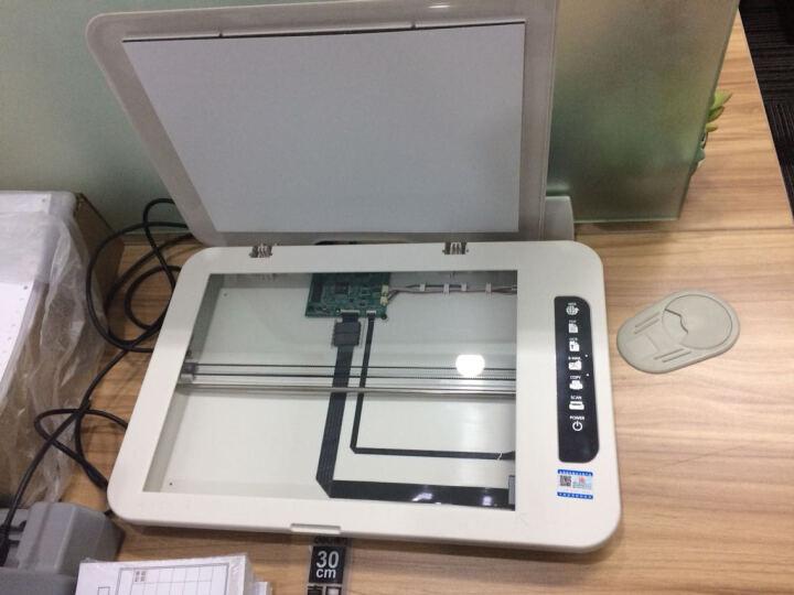 MICROTEK 中晶 TS 215F A4彩色文档照片扫描仪 税控扫描仪 上海税款增票合同证卡 晒单图