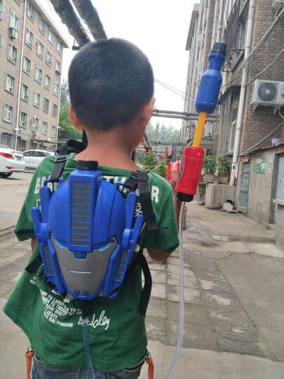 琪宝(QiBao) 儿童玩具背包水枪大号高压水枪玩具夏日玩具户外沙滩玩具 鳄鱼水枪 2400ML 晒单图