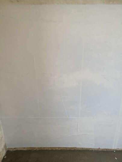 万域 10米装自粘现代简约欧式加厚PVC自粘墙纸壁纸带胶卧室客厅书房电视背景墙壁纸墙贴墙布 A0030浅绿小花0.45*10米 0.45*10米 晒单图