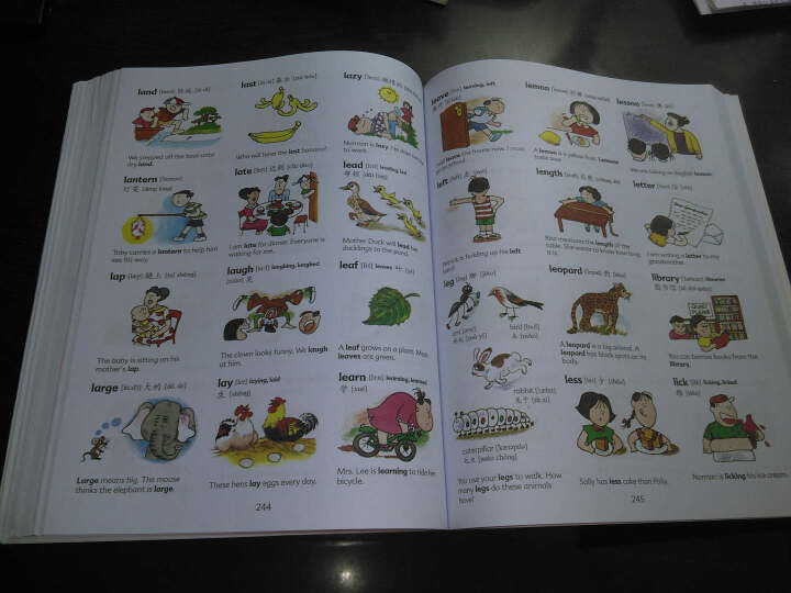 Times 4000 Words For ESL LearnersESL学生英语4000字字典 英文原版 晒单图