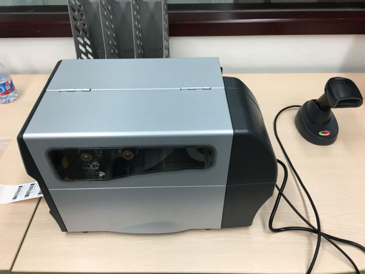 斑马(ZEBRA)ZT210/ZT230打印机 二维码标签打印机不干胶标签打印机条码打印机 ZT210无屏 带网卡(203分辨率) 晒单图