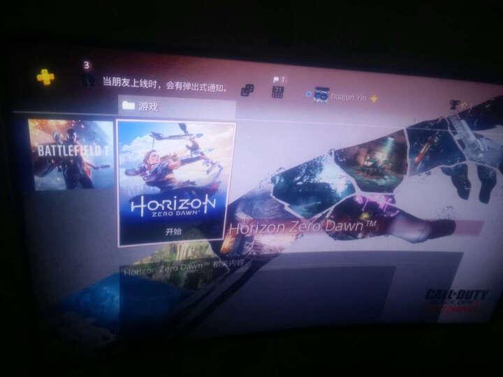 索尼(SONY) PS4 Pro游戏机/配件/PS4游戏 港版PS4 Pro1 TB双手柄 + 充电器 +神秘海域4 盗贼末路 神海4 繁体中文 晒单图