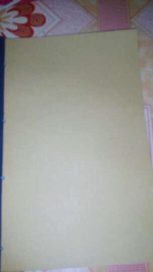 芬菲文创 复古线装订武功秘籍日记本葵花宝典笔记本子牛皮纸武功秘籍记事本 六脉神剑-牛皮纸 晒单图