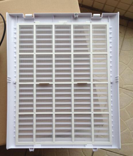 TCL 空气净化器家用除甲醛雾霾烟尘PM2.5 负离子杀菌 智能加湿TKJ400F-S3 雪瓷白 晒单图
