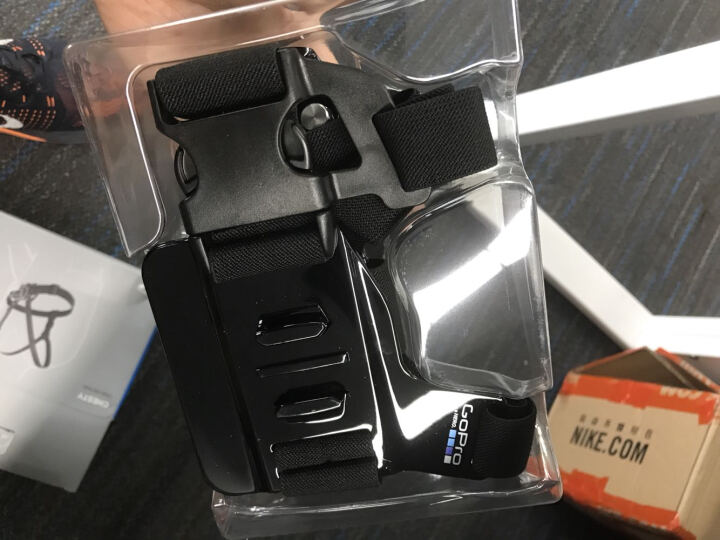 GoPro 运动摄像机配件胸部固定肩带(适用于HERO4,HERO5,HERO6) 晒单图