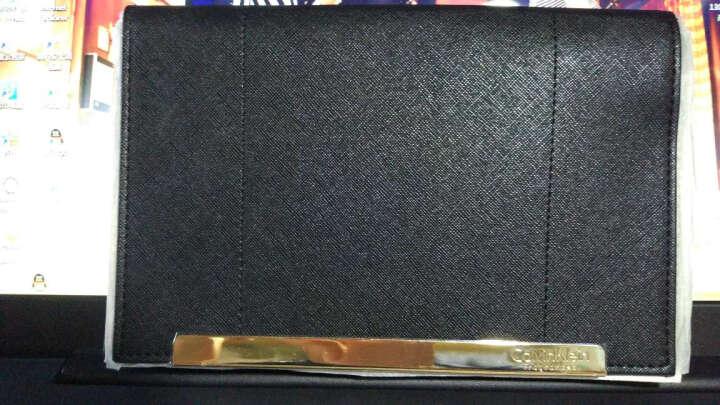 卡尔文克雷恩(Calvin Klein)女士皮革精致手拿包(礼盒装)(赠品,请勿直接下单) 晒单图