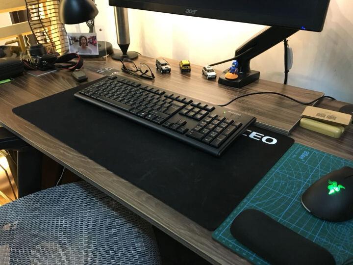 双飞燕(A4TECH) WK-100 有线键盘 电脑键盘 笔记本键盘 晒单图