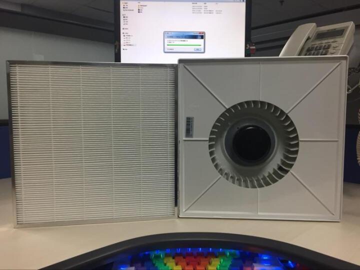 远大家用空气净化器 除雾霾pm2.5 家用肺保FD2 晒单图