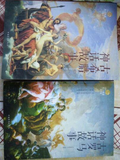 古希腊罗马神话故事与民间传说大全集 全套2册 激发想象力和创造力 学习西方文化的书籍 晒单图