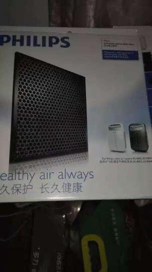 飞利浦(PHILIPS)活性碳过滤网 AC4123 适用于飞利浦空气净化器AC4012 晒单图