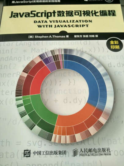 JavaScript数据可视化编程 晒单图