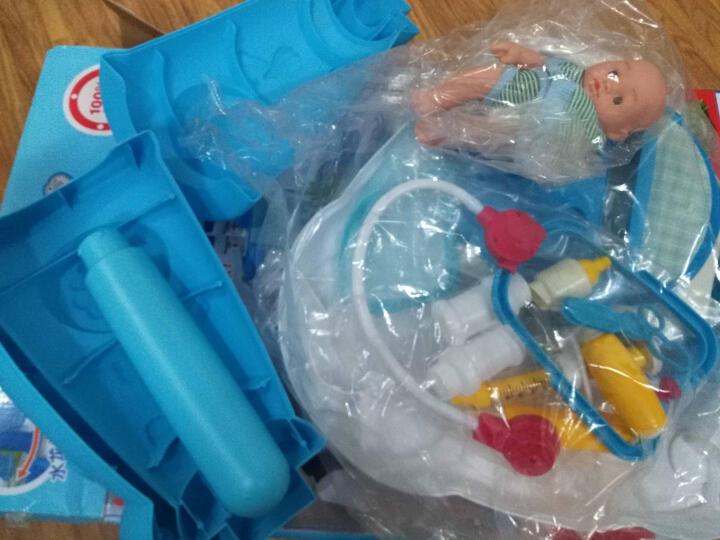 迪士尼 儿童过家家医生玩具1-6岁女孩男孩护理益智玩具宝宝听诊器医生医药箱套装 7629医护工具箱 晒单图