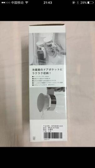 HARIO 冷水壶 日本原装进口冷水壶耐热玻璃杯壶 凉水壶 玻璃水瓶大容量果汁壶1.4L 柠檬黄 RPLN-14-Y-CEX 晒单图