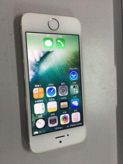 【二手9新】Apple iPhone5s 苹果5s 二手手机 金色 16G 移动/联通4G 晒单图