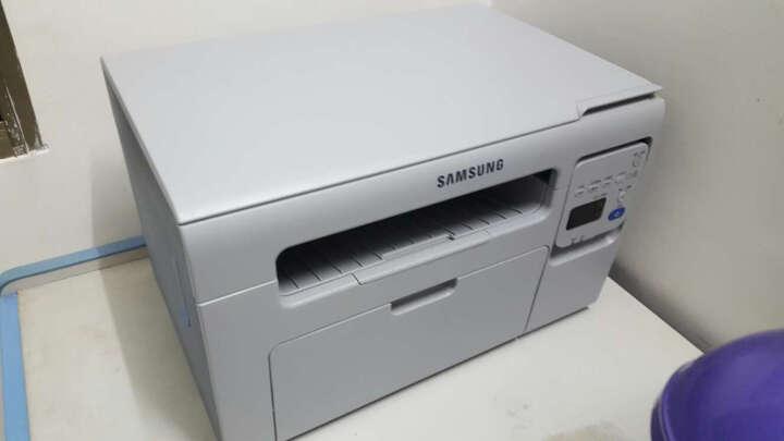 三星(SAMSUNG)SCX-3401 黑白激光多功能一体机(打印 复印 扫描)可享3年原厂上门保修服务 晒单图