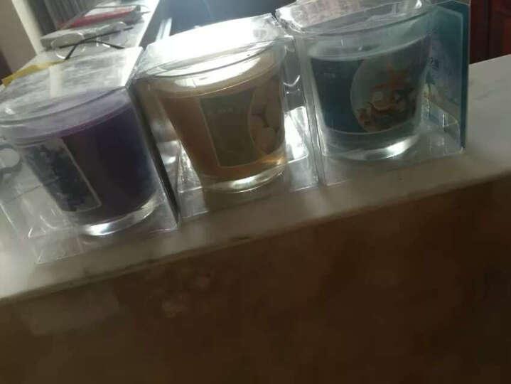 绿之源(蛋糕味255g)香薰蜡烛玻璃杯蜡 生日浪漫表白情人节求婚无烟燃烧18小时煮茶瑜伽精油熏香 晒单图