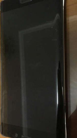 【买前膜送后膜 超薄进口汽车防爆膜】小米note2钢化膜/水凝膜全屏曲面全覆盖前后 手残必备☆全屏高清钢化膜☆小米NOTE2☆优雅白 晒单图