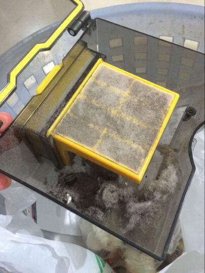 莱尔克斯(LIECTROUX) 德国扫地机器人 智能家用全自动擦地拖地机器人吸尘器2D地图 扫拖一体 黑色(APP智控) 晒单图